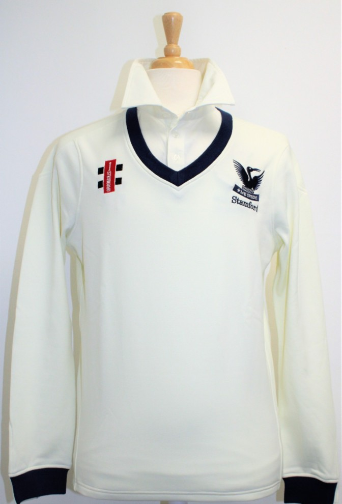 SES CRICKET SWEATER AGE 9-10