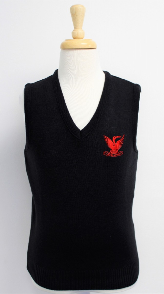 SJS SLEEVELESS JUMPER 36
